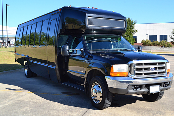 18 Passenger Party Bus Indianapolis