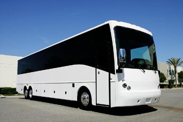 50 passenger charter bus Indianapolis