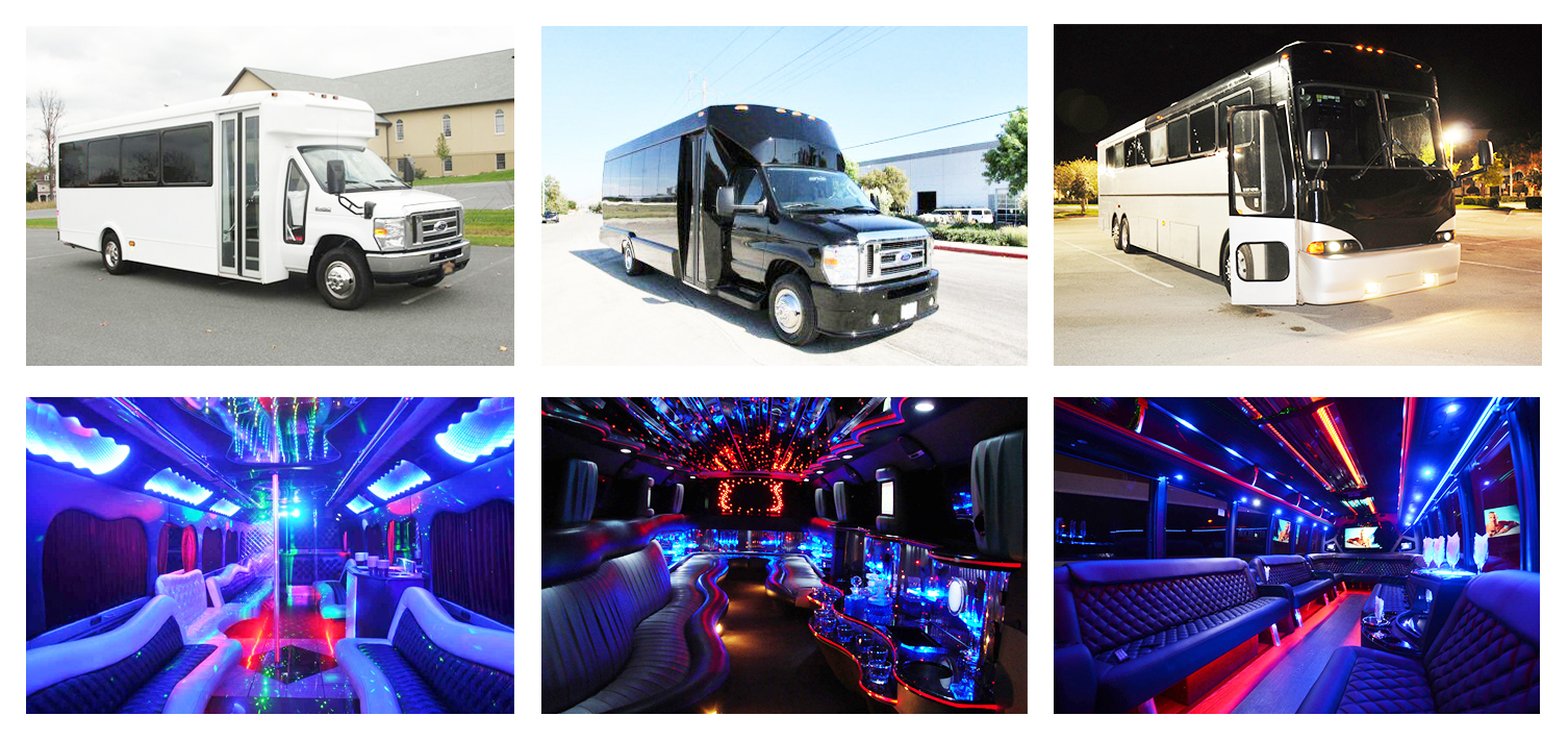 Original Party Buses Indianapolis