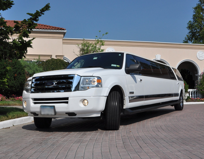 Indianapolis 15 Passenger Limo